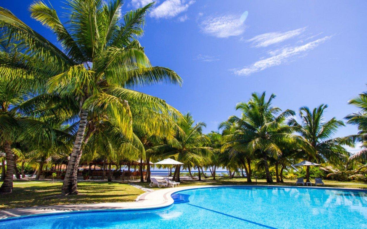 Alphonse Island Seychelles *****