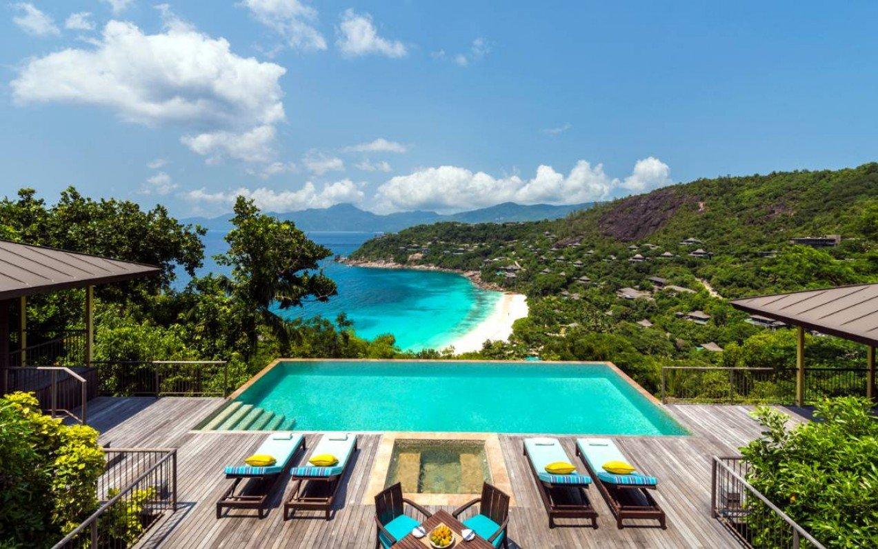 Four Seasons Seychelles Mahe *****