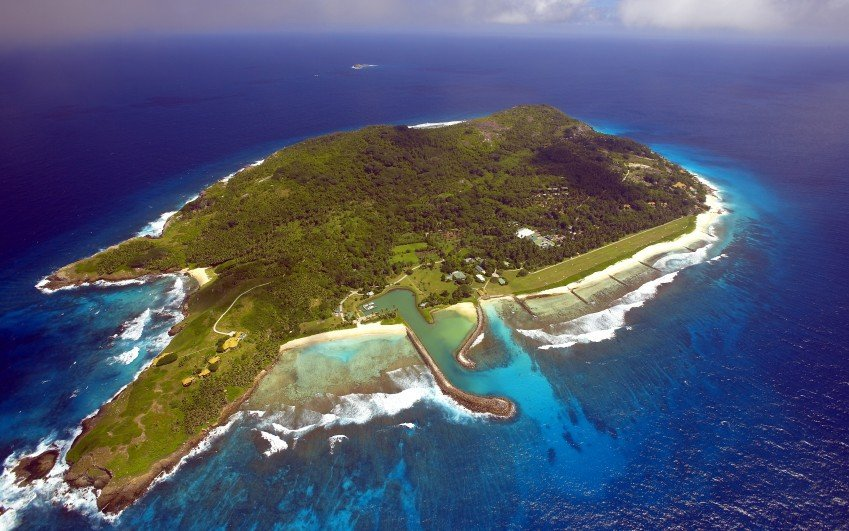 Fregate Island Private *****
