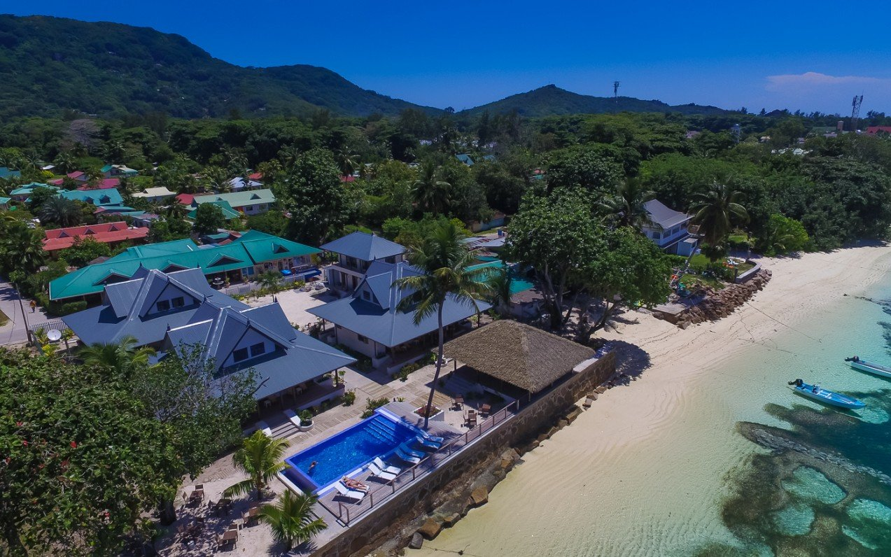 Le Nautique Waterfront Hotel La Digue ***