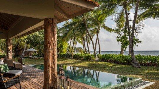 Four Seasons Seychelles Desroches *****