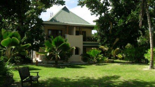 Indian Ocean Lodge ***