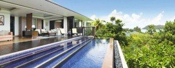 One Bedroom Garden View Pool Villa