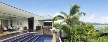 One Bedroom Ocean View Pool Villa
