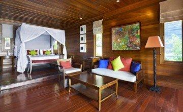 3-Bed King Ocean Front Villa