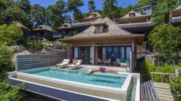 3-Bed Grand Ocean View Pool Villa
