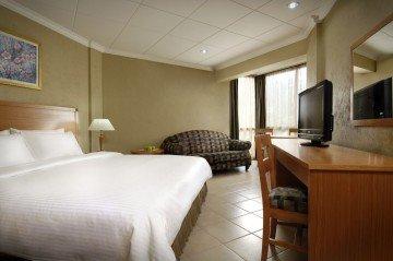 Třílůžkový pokoj Standard (25 m2)